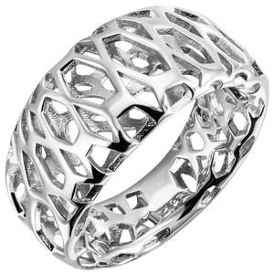 Damen Ring 925 Sterling Silber Silberring