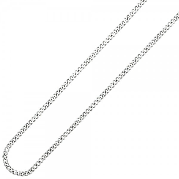 Panzerkette 925 Sterling Silber 3,6 mm 45 cm Halskette Kette Silberkette