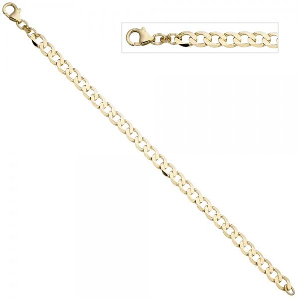 Panzerarmband 333 Gelbgold 19 cm Gold Armband Goldarmband