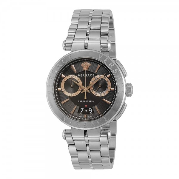 Versace VE1D01019 Aion Herrenuhr Chronograph